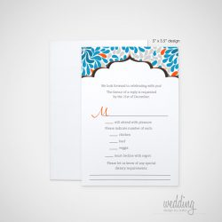 petal temple - wedding design by anika - stationery - invitations