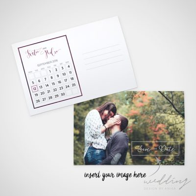 purple mist - wedding design by anika - stationery - invitations