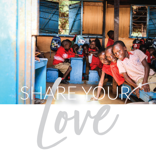 About our Share Your Love Program